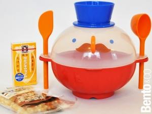 Mr Popcorn ou un bonhomme pour les enfants