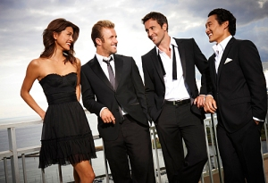 Musique de Hawaii five-o ou du local ou pas